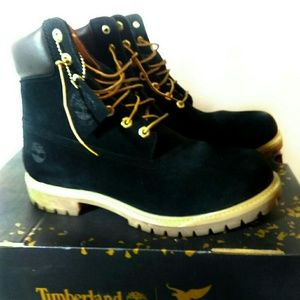 Timberland boots size 11 with box